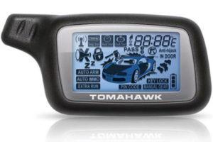 Инструкция по установке и эксплуатации автосигнализации Tomahawk X5