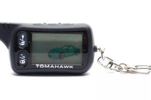 Сигнализация Tomahawk (инструкция как настроить)