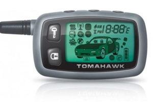 Как сбросить сигнализацию Tomahawk 9010 к заводским настройкам