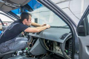 Как полностью снять сигнализацию с машины своими руками
