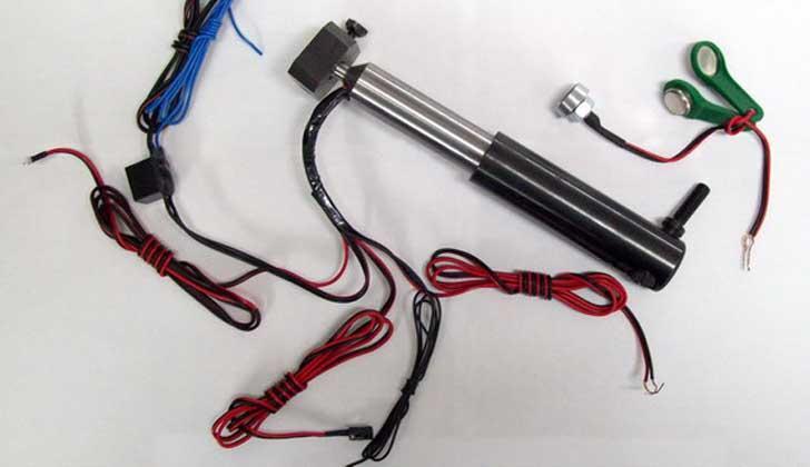 Электромеханическая модель