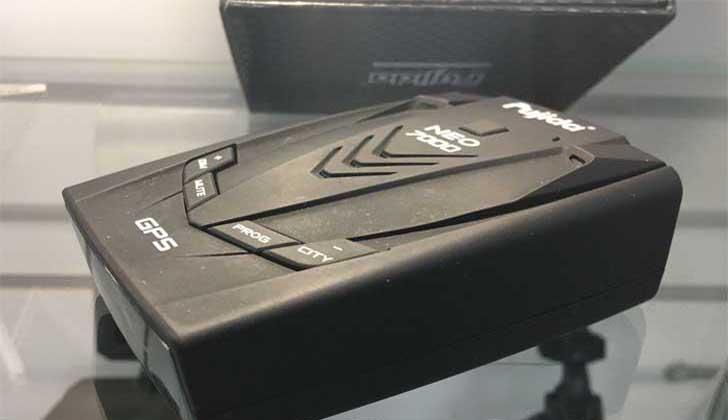 Fujida Neo 7000 модель атирадара