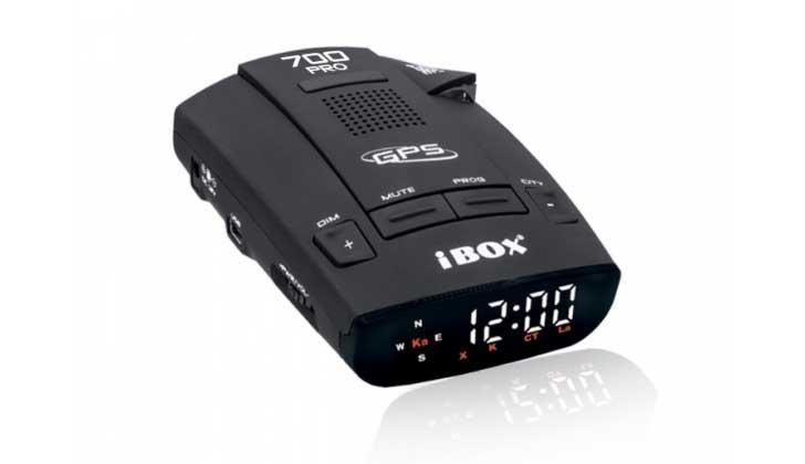 IBOX модели PRO 700 GPS