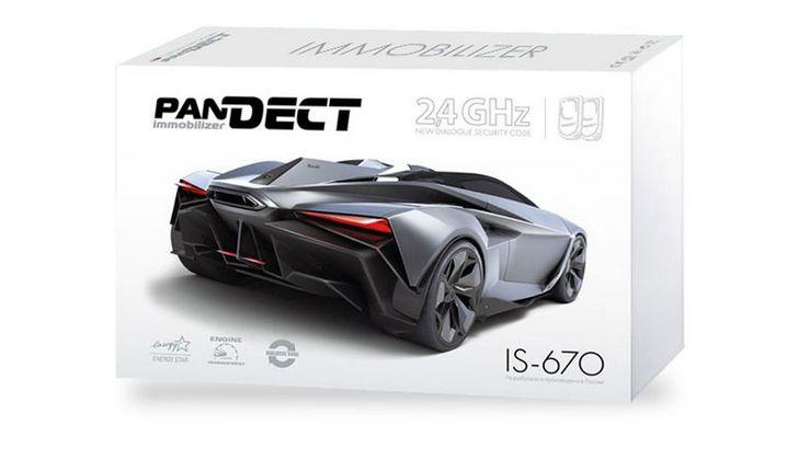 Иммо Pandect is-670