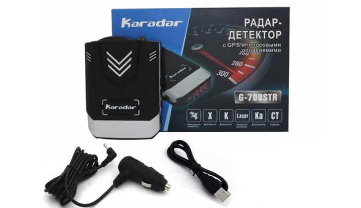 Комплект Karadar G-700STR