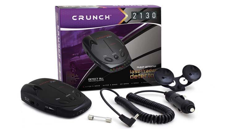 Комплект модели Crunch 2130