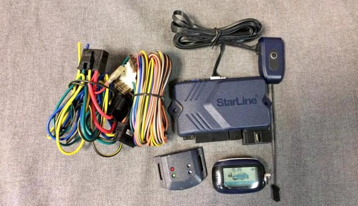 Комплект поставки Starline