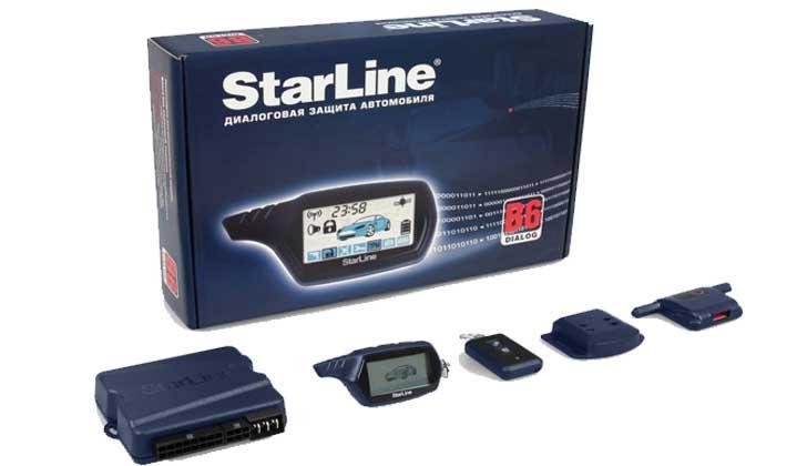 Комплект Starline B6