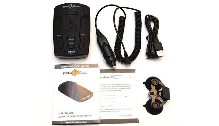 Комплект Street Storm STR 9540SQ