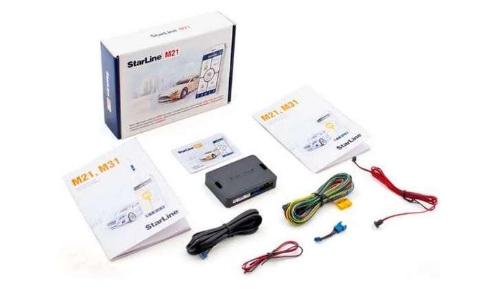 Комплектация GSM-модуля