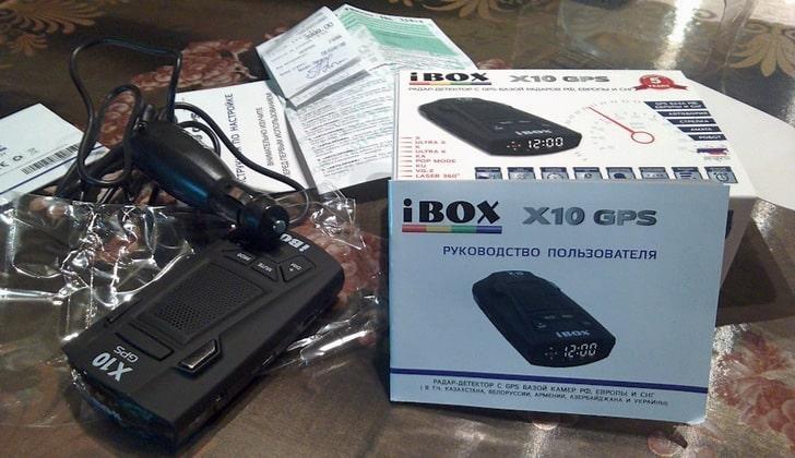 Комплектация iBOX