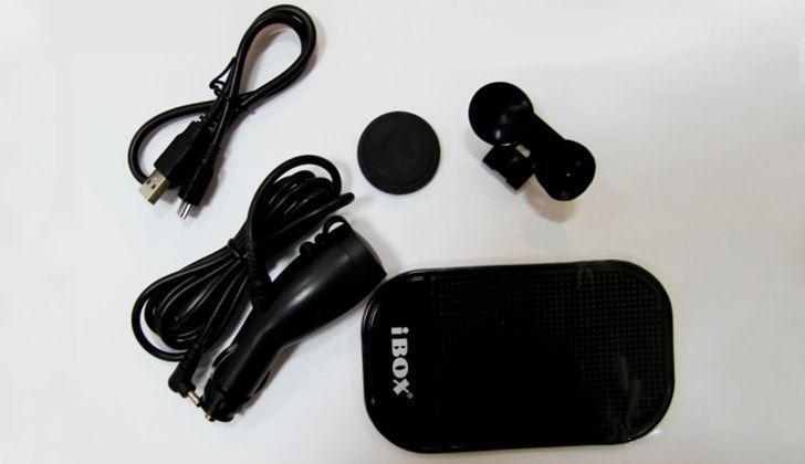 Комплектующие от детектора iBox X6 GPS