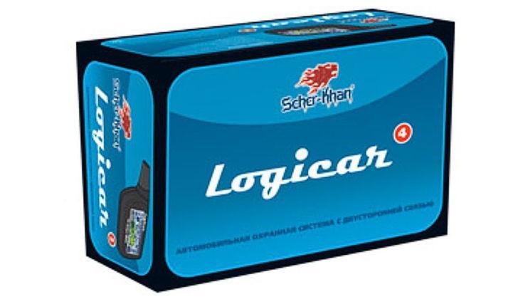 Коробка Scher Khan Logicar 4