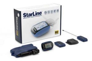 Автомобильная сигнализации StarLine B92 Dialog