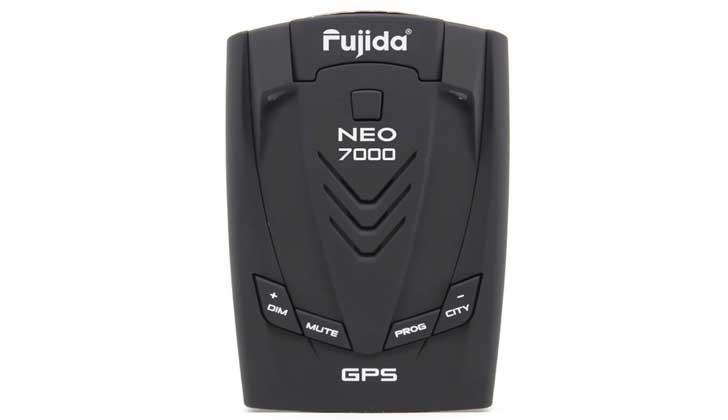 Модель Fujida Neo 7000