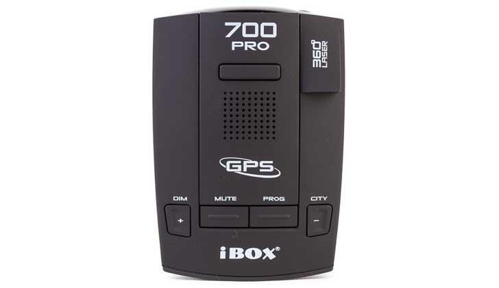 Модель IBOX PRO 700 GPS