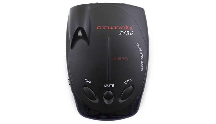 Модель радара Crunch 2130