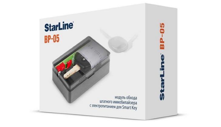 Модель Starline Bp-05