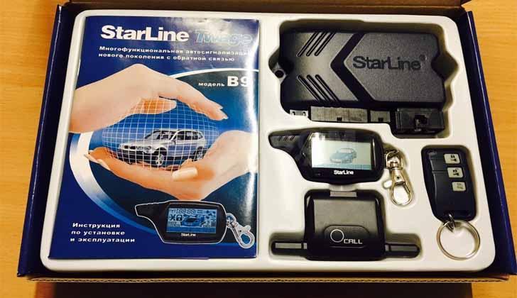 Набор от Starline B9