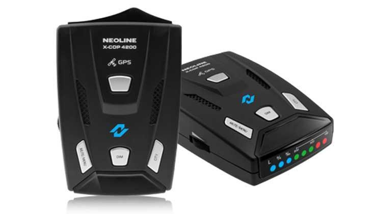NEOLINE модели X-COP 4200