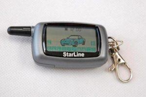 Какпрописать и настроить брелок сигнализации Starline A9