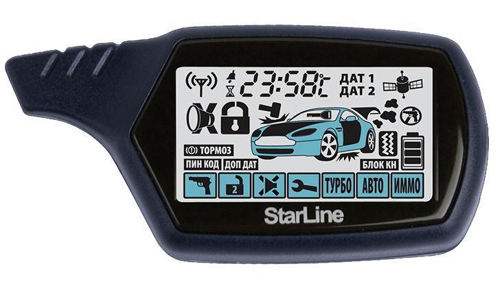 Пульт управления StarLine A91