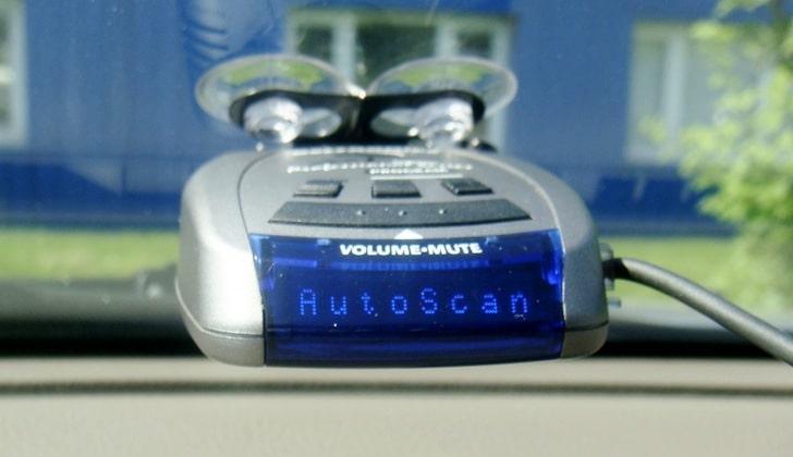 Режим AutoScan