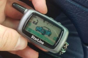 Почему машина не реагирует на брелок сигнализации StarLine после замены батарейки и что делать чтобы починить
