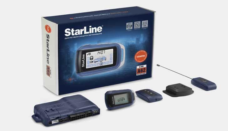 Starline модели Dialog A62