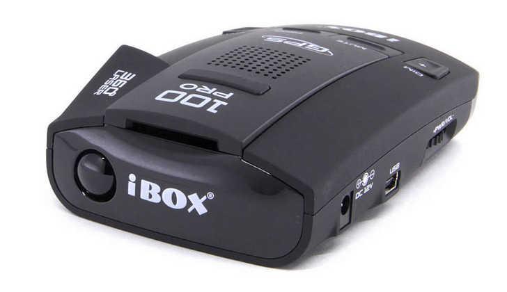 Стильный дизайн iBOX