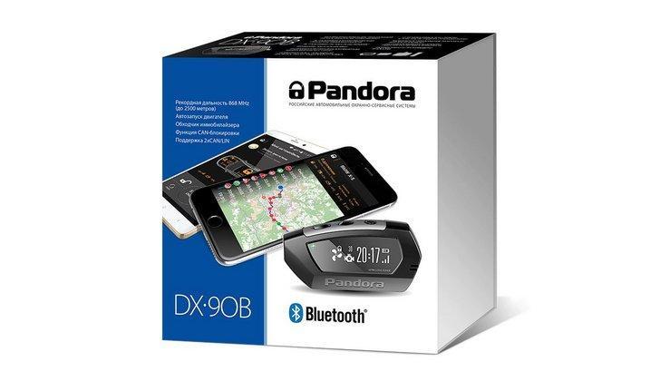 Техника бренда Pandora