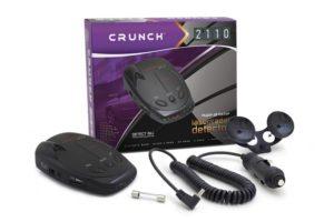 Антирадар Crunch для обнаружения всех радарных установок
