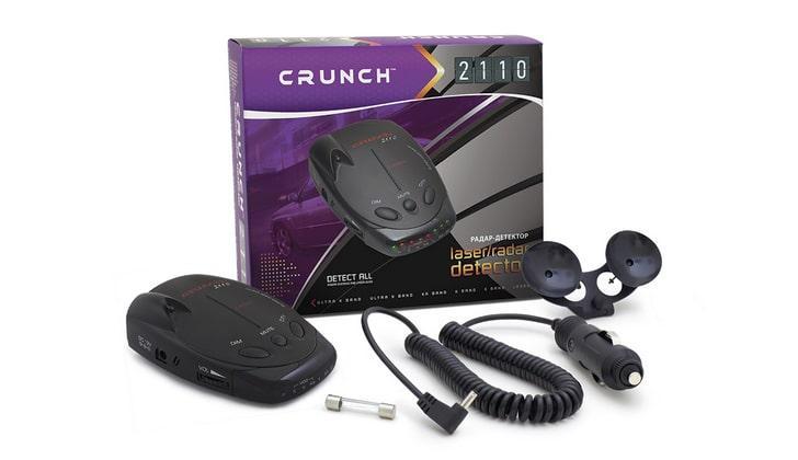 Техника Crunch