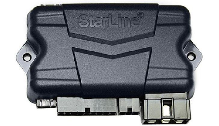 Центральный блок автосигнализации StarLine C9