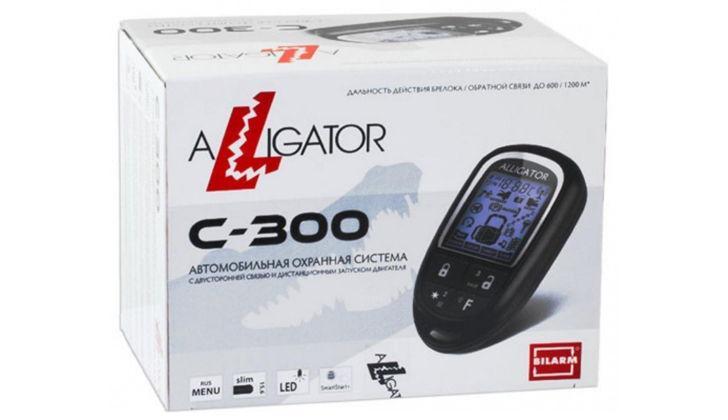 Упаковка Alligator C-300