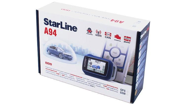 Упаковка StarLine A94