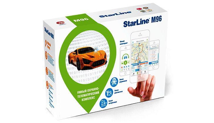 Упаковка Starline M96-L