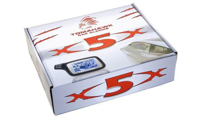 Упаковка Tomahawk X5