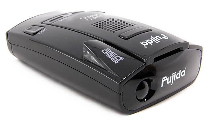 Вид антирадара Fujida Neo 9000