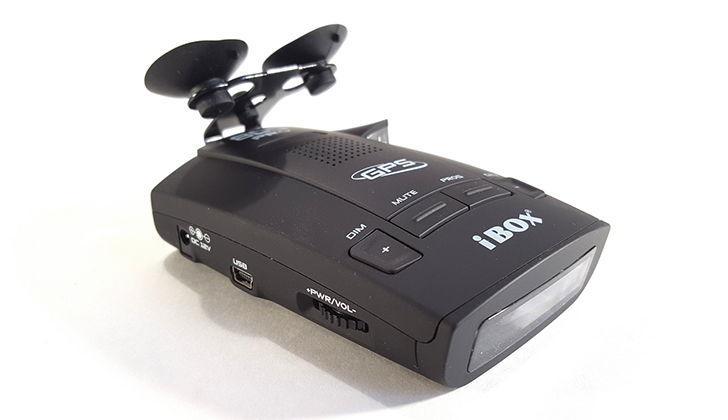 Внешний вид детектора iBox 800 Pro