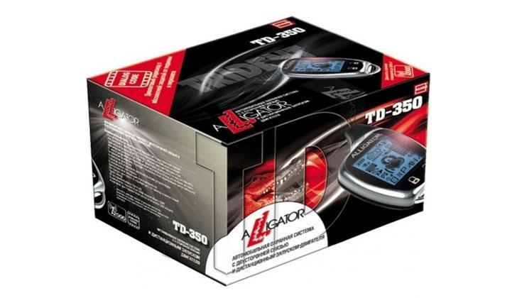 Аlligator 350 в упаковке