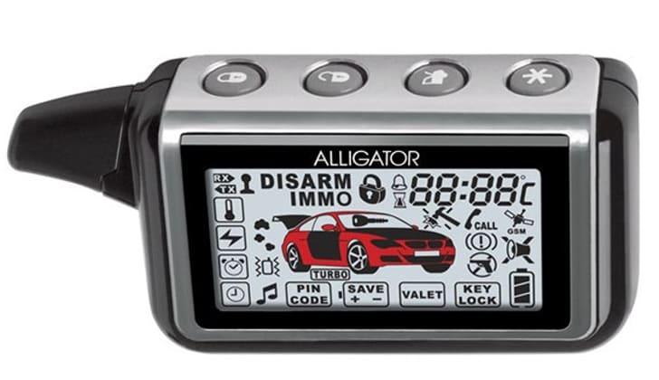 Alligator модели D-1100