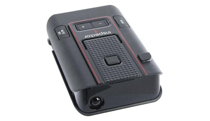 Автомобильный детектор с GPS