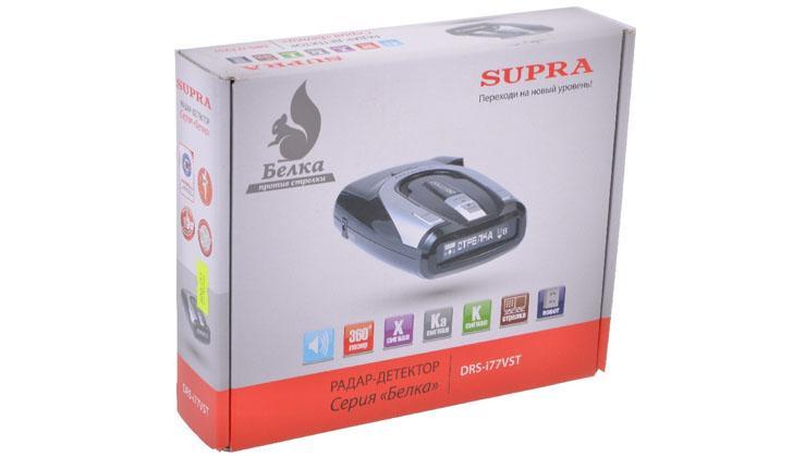 Автомобильный радар SUPRA DRS-I77VSTR