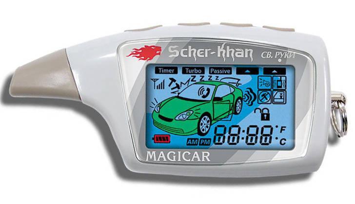 Брелок от сигнализации Scher-Khan Magicar 5