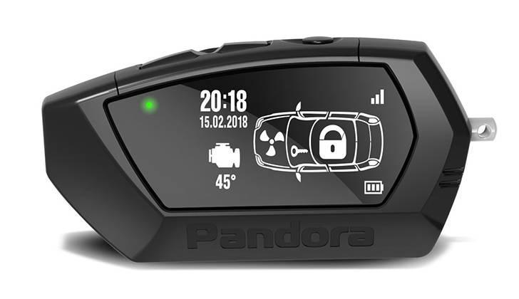 Брелок Pandora DX-91 BT