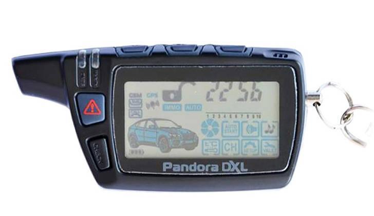 Брелок Pandora DXL-5000