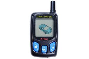 Сигнализация Centurion X-Line с автозапуском и подсветкой экрана