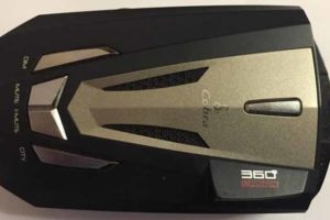 Инструкция по применению и настройка антирадара Cobra 360 Laser