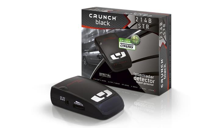 Crunch 214B с коробкой